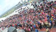 Türkiye'nin en kalabalık ilkokulu: Tam 5300 öğrencisi var