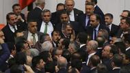Meclis'teki küfürlü tartışma yargıya taşınacak