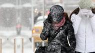 3 gün sürecek kar yağışı hayatı durma noktasına getirecek