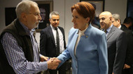 İYİ Parti Genel Başkanı Akşener'den Sözcü gazetesine destek ziyareti