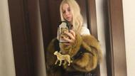 Aleyna Tilki kürklü paylaşım yapınca…