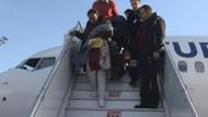 13 bin metredeki THY uçağında doğum
