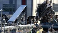 Tren kazasında hayatını kaybedenlerin cenazesi Adli Tıp'ta