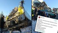 Çorlu tren kazasında oğlu ölen Mısra Öz: Artık ölen vatandaşlarınıza Allah'tan rahmet dilemeyin!