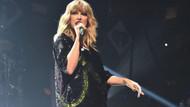 Taylor Swift, konserine gelen hayranlarının gizlice fotoğrafını çekmiş