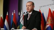 Erdoğan: Dün vurduk, gerisi gelecektir