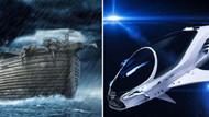 Nuh'un Gemisi'yle ilgili dikkat çeken sözler! Uzay gemisi miydi?
