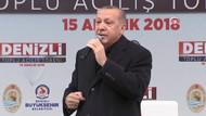 Erdoğan: CHP demek çöplük, hava kirliliği, yolsuzluk ve yasaklar demektir