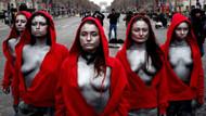 Paris'te gösteriler başladı: Çok sayıda gözaltı