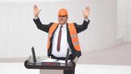 CHP'li vekilden Meclis'te Kırmızı Yelekli tepki
