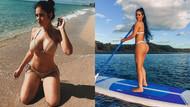 Claudia Alende'nin Instagram paylaşımları sosyal medyayı sallıyor