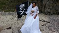300 yıl önce yaşamış korsanın hayaletiyle evlenen kadın eşinden boşandı