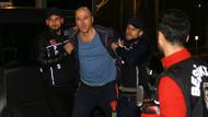 Son dakika: Papağana işkence yapan Murat Özdemir böyle gözaltına alındı