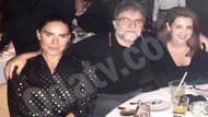 Ahmet Hakan ve Nagehan Alçı'nın dikkat çeken fotoğrafı