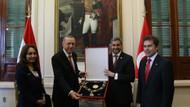 Cumhurbaşkanı Erdoğan'a Paraguay Devlet Nişanı verildi