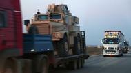 ABD tırları Suriye'den çıkmaya başladı