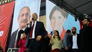 CHP'li belediye başkanı adayından Akşener fotoğraflı miting