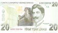 Yeni 20 TL banknotlar 24 Aralık'ta tedavülde
