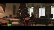 Rus televizyonunun Noel videosunda Donald Trump'a gönderme