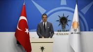 AK Parti: Metin Akpınar'ın sözleri insanlık suçudur