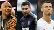 2018'de spor dünyasının en çok kazanan isimleri