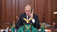 Putin 2018'de en çok Erdoğan'la telefon görüşmesi yaptı