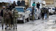 Özgür Suriye Ordusu Menbiç'e doğru hareket ediyor