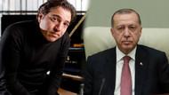 Fazıl Say: Erdoğan'a bir buçuk ay önce sorduk, konserime gelmek istediğini söylediler