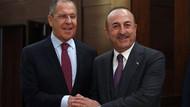 Rusya Dışişleri Bakanı Lavrov: Birliklerimizin koordinasyonu konusunda mutabakata vardık