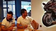 Kenan Sofuoğlu'nun olay yaratan danışmanı görevinden ayrıldı