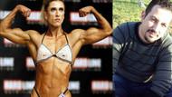 Vücut geliştirme şampiyonu Pınar Çoban'ı sevgilisi öldürdü