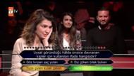 Kim Milyoner Olmak İster'de şok: Ecem Işık Tuğul Yüze gülen kulak çeken cevabıyla ilk soruda elendi