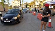 Lübnan'ın kadın polisleri dikkat çekiyor