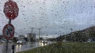 Son dakika: Meteoroloji'den İstanbul'a sağanak yağış uyarısı