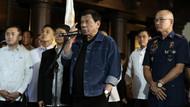 Filipinler Devlet Başkanı Duterte'den taciz itirafı