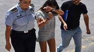 Koruyucu aileye saldırdı, polisin burnunu kırdı!