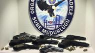Sarallar'a 2 ilde operasyon: 17 gözaltı