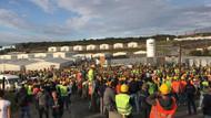 İstanbul Havalimanı'nda tutuklanan işçilerin tamamı tahliye edildi