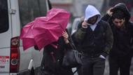 İstanbullular dikkat! Yağış ve rüzgar etkisini artırıyor
