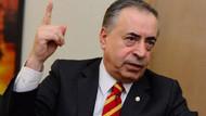 Galatasaray Başkanı Mustafa Cengiz ve Serdar Aziz'in cezası onandı