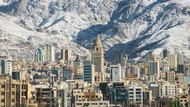 İran'ın başkenti Tahran yılda 25 cm aşağı kayıyor
