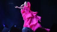 Beyonce'nin sahne kostümü alay konusu oldu!