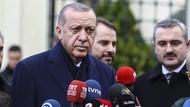 Erdoğan'dan Hakan Fidan açıklaması: Haberdar değilim