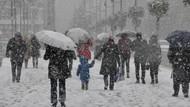 Meteoroloji uyardı: Hafta sonu kar yağışı etkisi altında geçecek