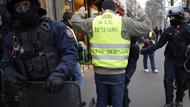 Fransa'da gösteri öncesi gözaltılar başladı!