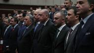 Erdoğan'dan partililere: MHP'nin adayıyla ilgili yorum yapmayın