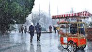 Saat verdi! Meteorolojiden İstanbul'a kar yağışı uyarısı
