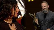 Cem Yılmaz'dan sahnede sevgilisi Defne Samyeli'ye gönderme