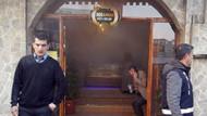 Kilis'e atılan roket restorana isabet etti! Yaralılar var