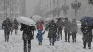 Meteoroloji duyurdu: Marmara'ya kar geliyor
